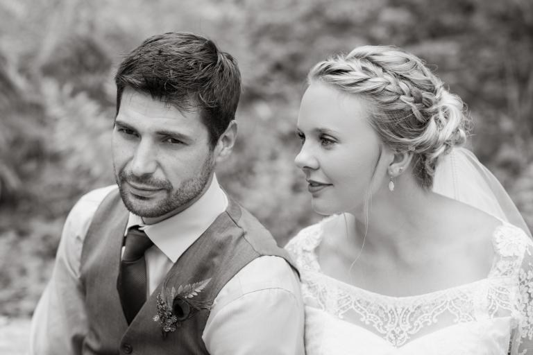 Canadian destination wedding with Meghan Elizabeth Photography