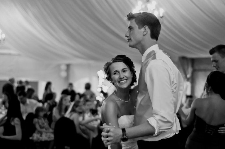 Wedding Portfolio for Meghan Elizabeth Photography Cranbook Wedding First dance