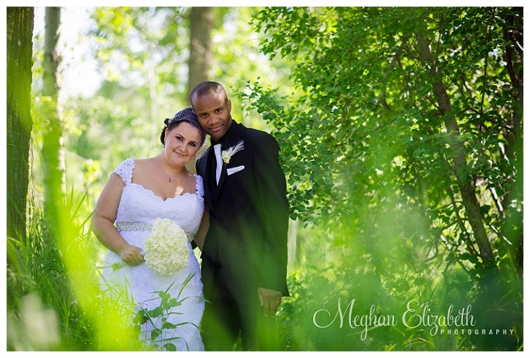 Fish Creek Park Wedding Photos