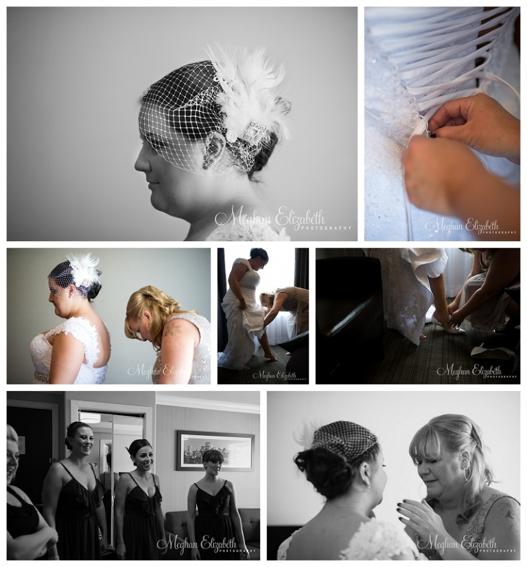 Getting Ready Calgary Wedding Photographer