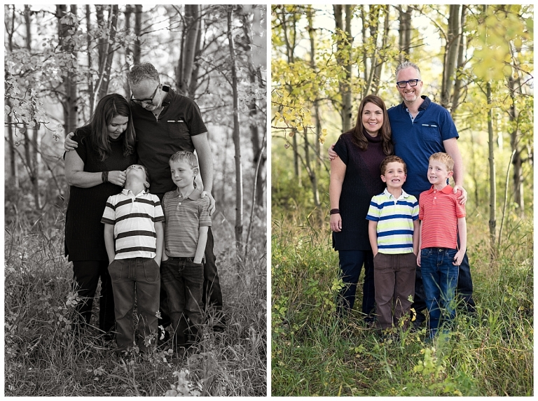 Meghan Elizabeth Photography Nosehill Park Fall Family Photos
