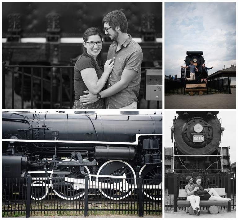 jasper engagement session with meghan elizabeth photography
