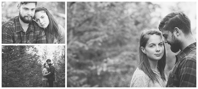 Canmore Adventure engagement session