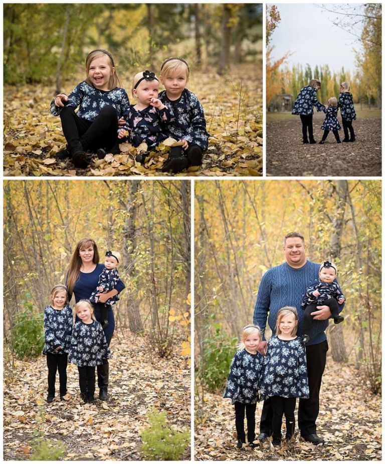 Meghan Elizabeth Photography family photo update session
